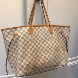 Louis Vuitton Large Never Full